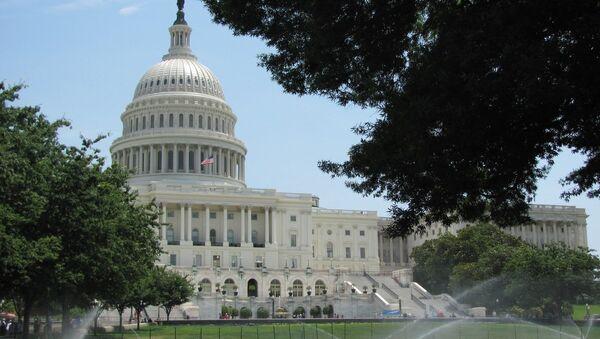 Здание Конгресса США. Архивное фото