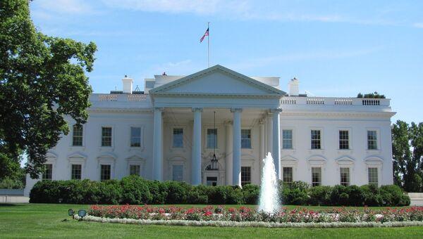 Белый дом в Вашингтоне. Архив