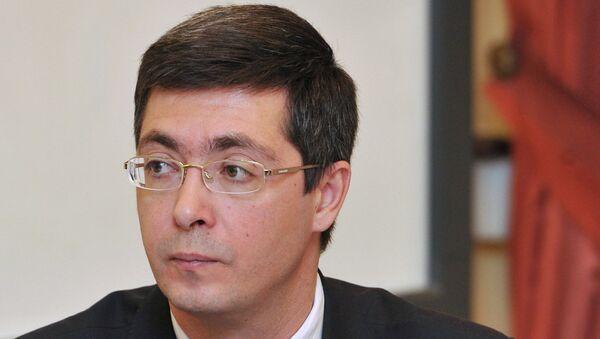 Заместитель министра регионального развития РФ Роман Панов