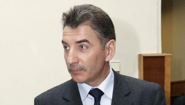 Начальник управления ГИБДД по Свердловской области Юрий Демин