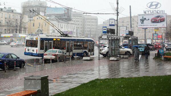 Зубовский бульвар. Архив