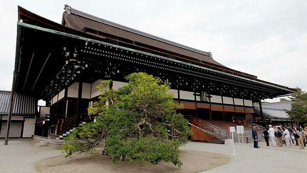 Тронный зал Императорского дворца. Архивное фото