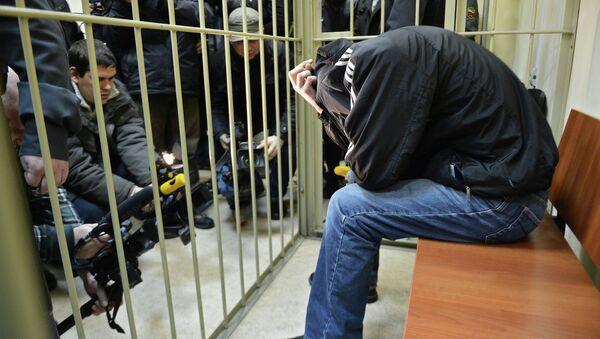 Арест сотрудников ППС ОМВД по району Хорошево-Мневники