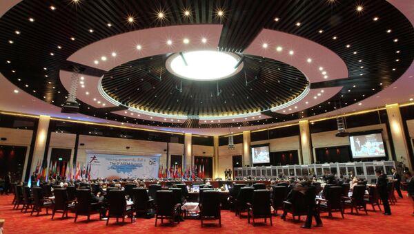 Д. Медведев на саммите АСЕМ в Лаосе