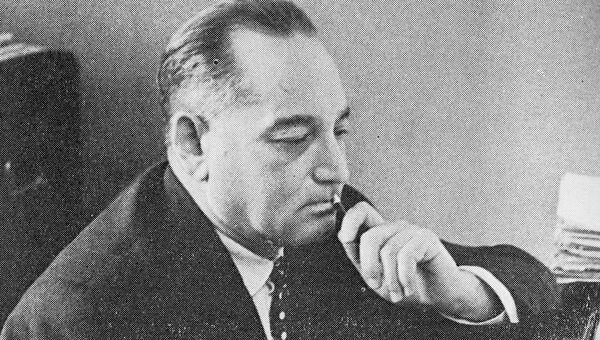 Советский композитор С.Кац
