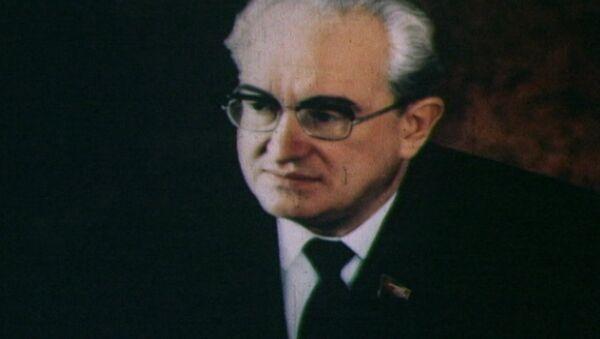 От председателя КГБ до генсека ЦК КПСС. Страницы жизни Юрия Андропова