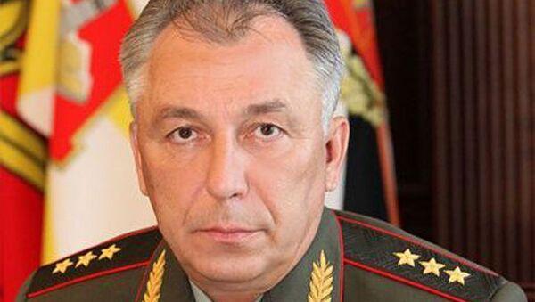 Генерал-полковник Аркадий Бахин