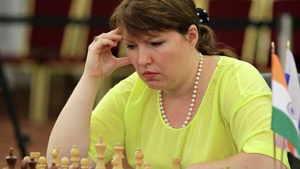 Алиса Галлямова, архивное фото
