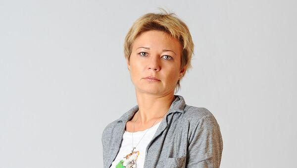 Светлана Бабаева. Архивное фото
