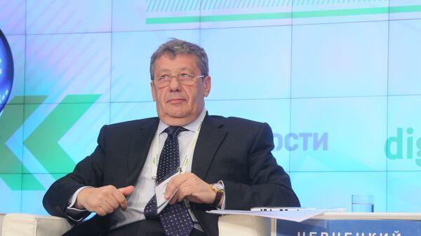 Аркадий  Чернецкий на форуме Умный город будущего