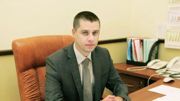 Заместитель губернатора Псковской области Александр Кузнецов