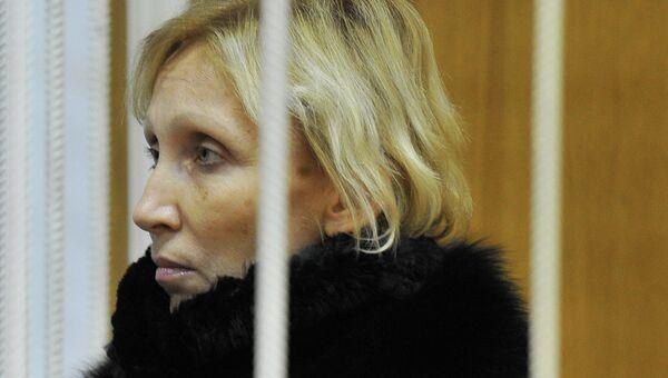 Заседание суда по делу А.Елькина и Ю.Ротановой. Архивное фото