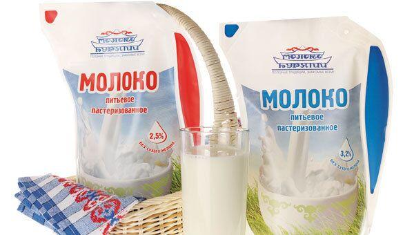 Продукция предприятия ОАО Молоко Бурятии