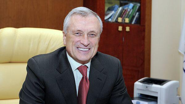 Генеральный директор-председатель правления ООО «Нефтегазовая компания «Итера» Владимир Макеев