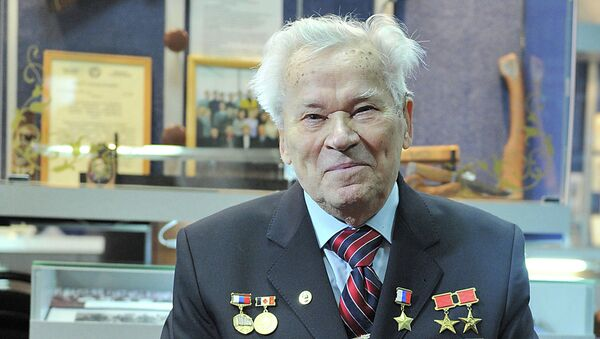 Конструктор-оружейник Михаил Калашников, Архивное фото
