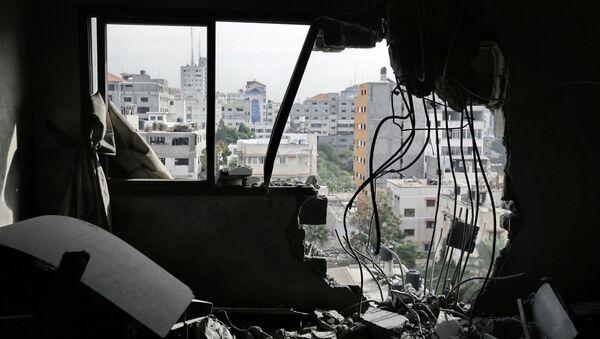 Ситуация в секторе Газа. Архивное фото