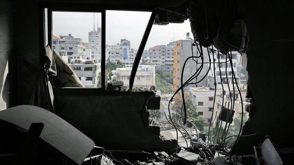Вооруженный конфликт между Израилем и Палестиной