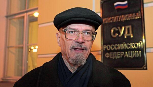 Писатель и лидер партии Другая Россия Эдуард Лимонов, архивное фото