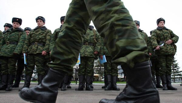 Минобороны планирует передать функции призыва в армию муниципалитетам