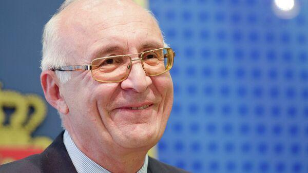 Зураб Абашидзе, специальный представитель по вопросам взаимоотношений с Россией. Архив