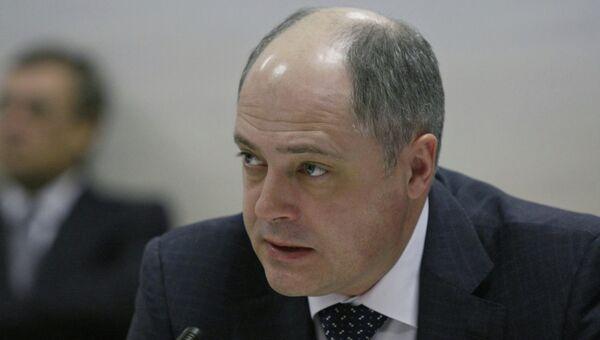 Вице-губернатор Новосибирской области Андрей Ксензов. Архивное фото