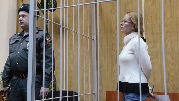 Экс-глава Центра правовой поддержки Эксперт Екатерина Сметанова. Архивное фото
