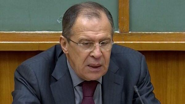 Сергей Лавров. Архив