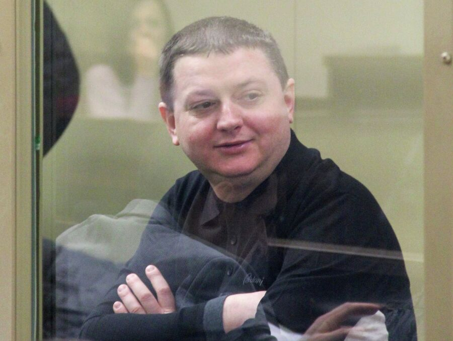 Заседание суда по делу банды Сергея Цапка