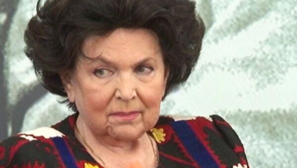 Галина Вишневская — гордость мировой оперы. Архивные кадры