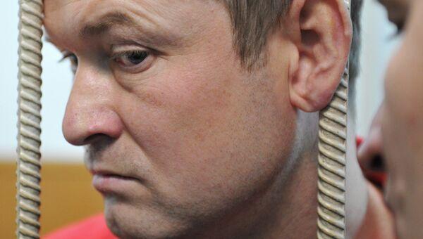 Рассмотрение вопроса о продлении ареста Леониду Развозжаеву