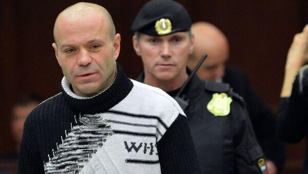 Оглашение приговора обвиняемому по делу Политковской, архивное фото