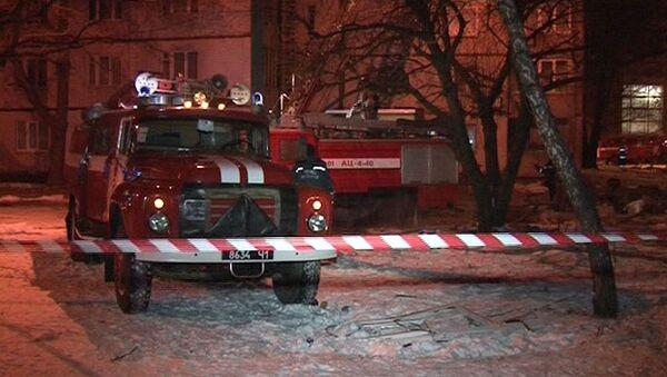 Противопожарная служба в Харькове. Архивное фото