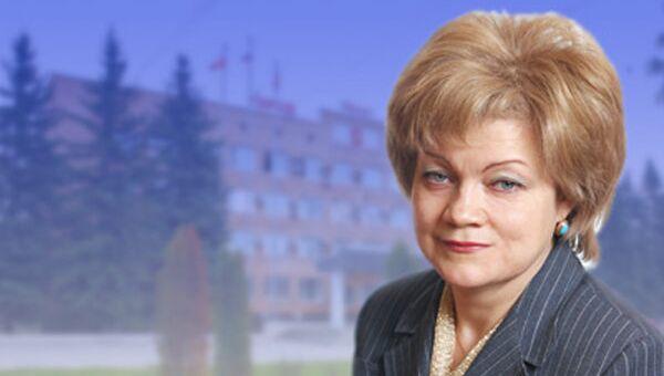 Министр образования Подмосковья Марианна Кокунова