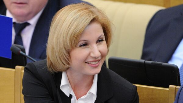 Ольга Баталина. Архивное фото