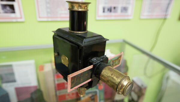 Изобретение Эмиля Рено – Волшебный фонарь