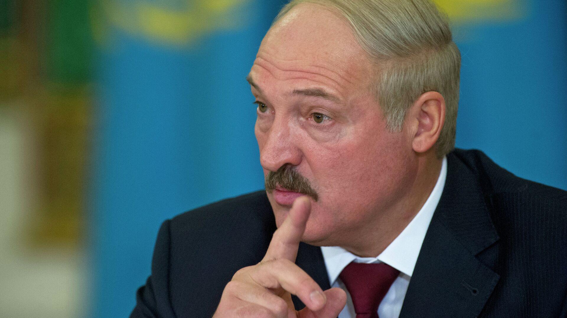 А.Лукашенко на заседании ЕврАзЭС - РИА Новости, 1920, 09.10.2020