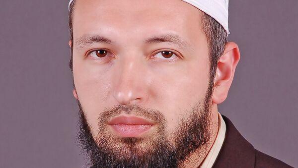 Заместитель муфтия Северной Осетии Ибрагим Дударов