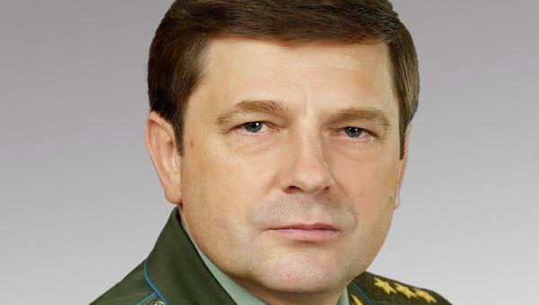 Заместитель Министра обороны Российской Федерации, генерал-полковник Олег Остапенко