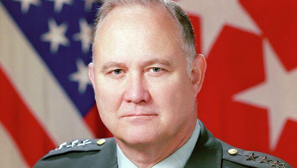 Американский генерал Норман Шварцкопф. Архив