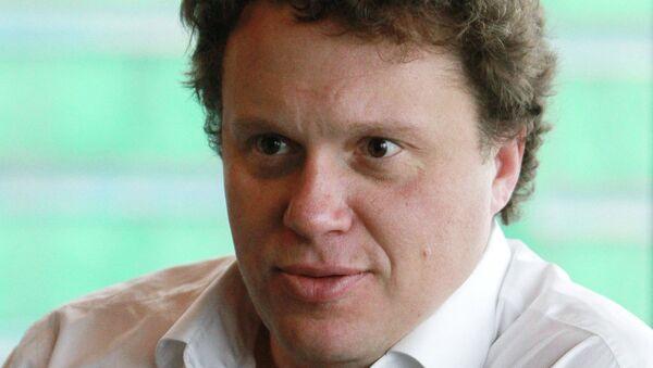 Сергей Полонский. Архивное фото