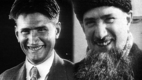 Сверхсекретный ученый Советского Союза Игорь Курчатов. Архивные кадры