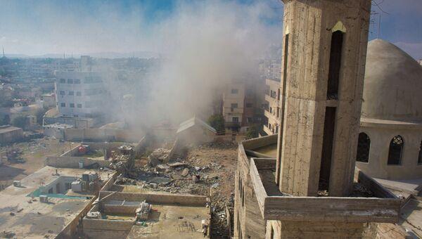 Обстановка в Сирии. Архив