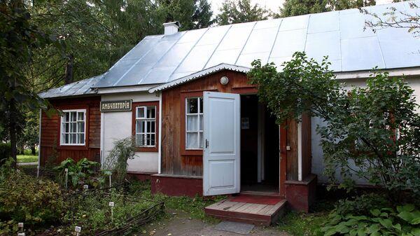 Литературно-мемориальный музей Чехова Мелихово. Архивное фото