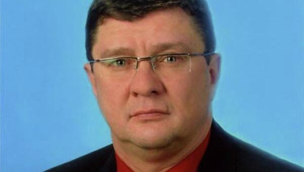 Депутат законодательного собрания Кировской области Сергей Лузянин. Архив