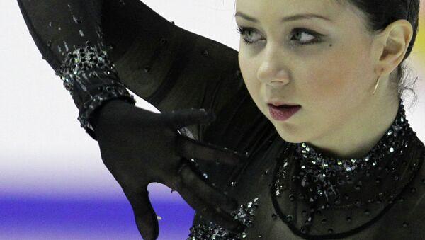 Елизавета Туктамышева. Архивное фото