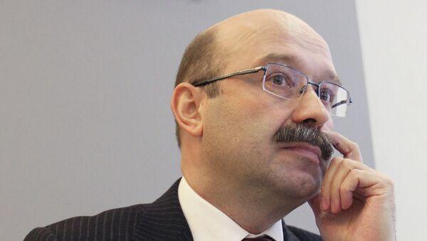 Пресс-конференция главы банка ВТБ 24 М.Задорнова