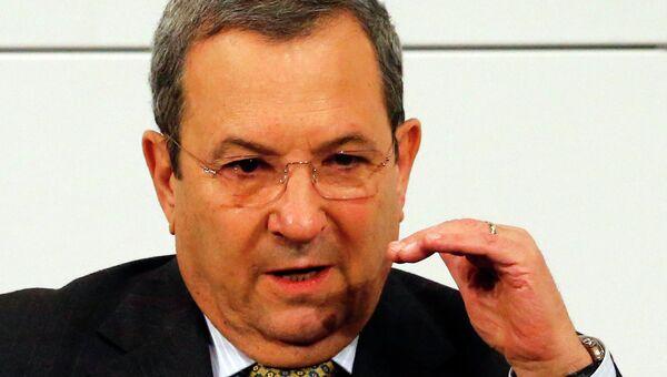 Министр обороны Израиля Эхуд Барак принимает участие в Мюнхенской конференции по безопасности