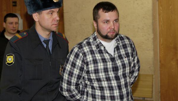Бывший сотрудник милиции Максим Каганский. Архивное фото.