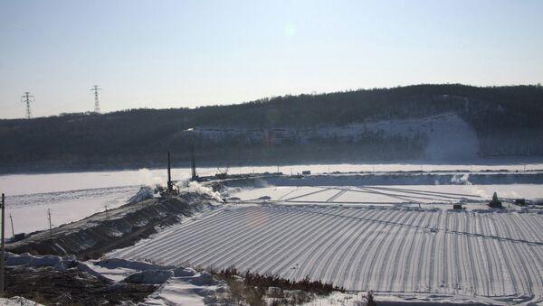 Нижнее-Бурейская ГЭС
