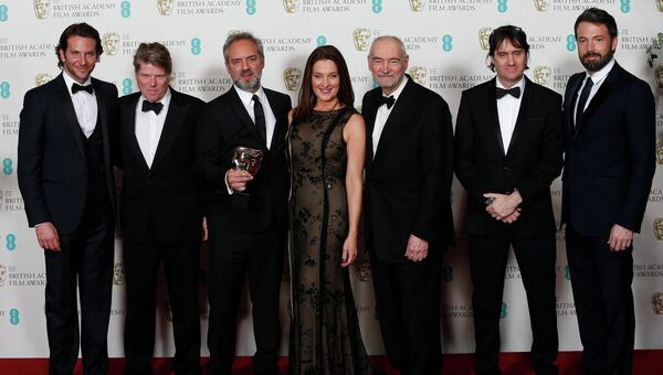 BAFTA назвала Координаты Скайфолл лучшим британским фильмом года